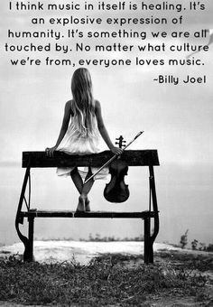 Everyone loves music