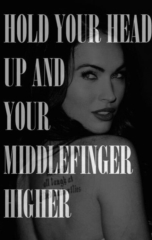 Hold your head up and your middlefinger higher.