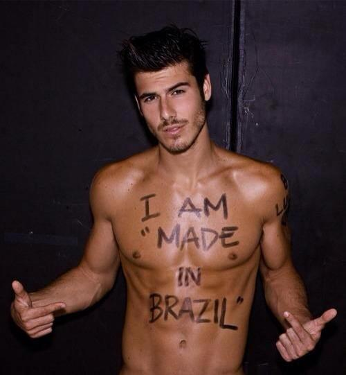 I am made in Brazil Bernardo Velasco