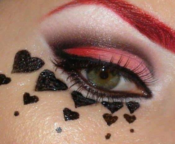 Carnaval, Halloween, Karneval, Carnival, Schmink, Fantasy Make-up