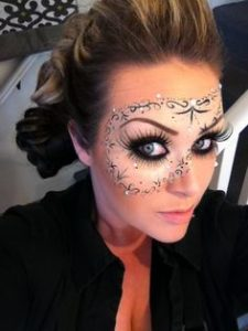 Fantasy Make-up, Carnaval, schmink